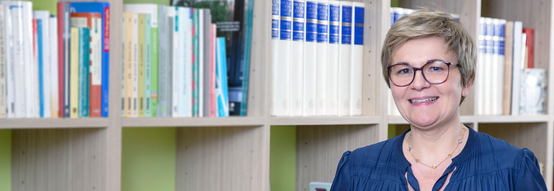 Interview de Delphine Lécaille fondatrice d'Expert Juridique Santé