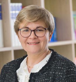 Delphine Lécaille - Docteure en Droit - Juriste de la santé.